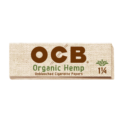 OCB 1 1/4 Organic Hemp