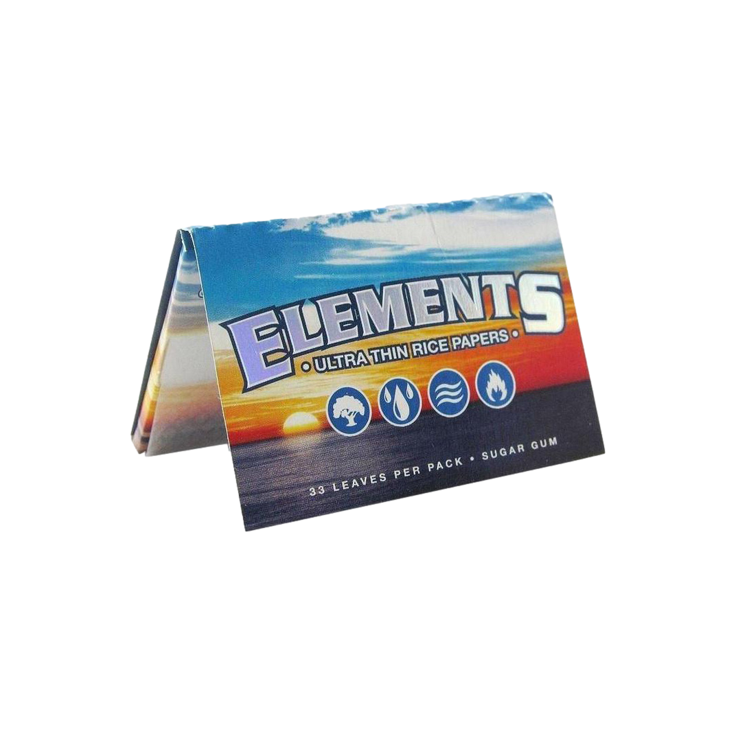 Elements Rolling Papers 1 1/2