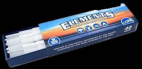 Elements Cones 40 pack