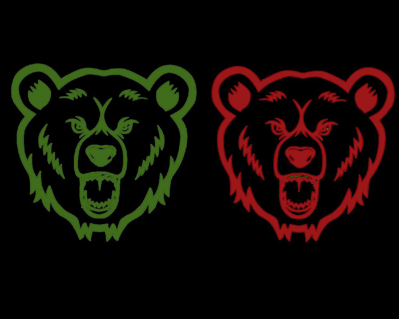 Green Bear Grip Mat