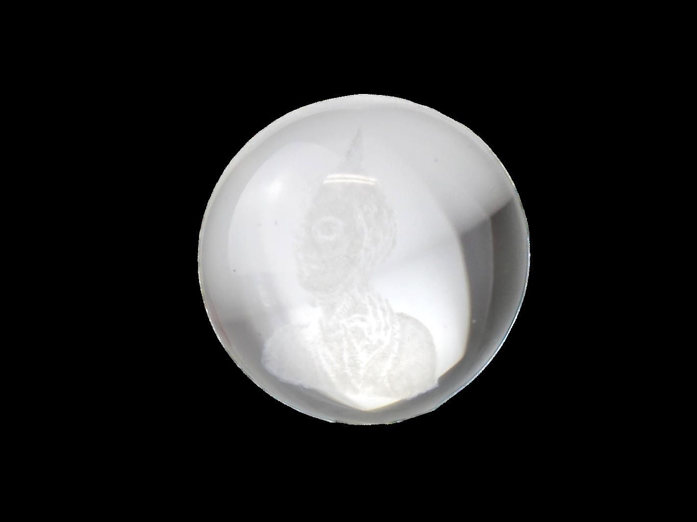 Temple Quartz Marble + Screw Pillar Set