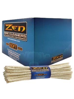 Zen Soft Bristle Pipe Cleaners