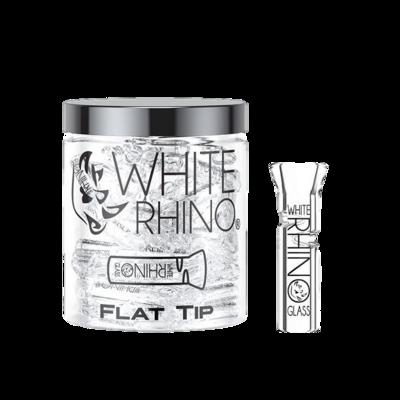 White Rhino Glass Tip