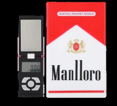Manlloro Digital Pocket Scale 200g x 0.1g1335