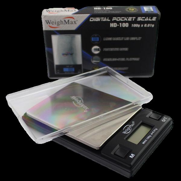 WeighMax HD-100 Digital Pocket Scale 0.01