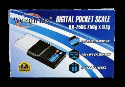 WeighMax Digital Scale BX-750c