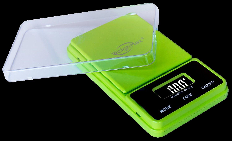 WeighMax Ninja Pocket Scale 100g x 0.1g