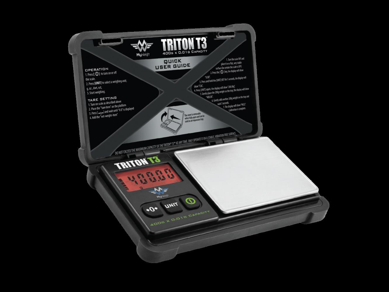 Triton T3 400 gx 0.01g