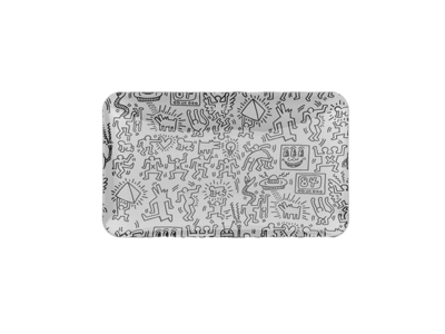 K. Haring Tray