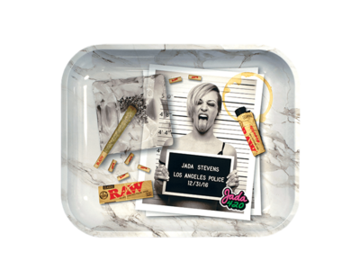RAW Authentic Large Rolling Tray