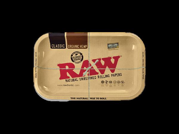 Raw Authentic Medium Rolling Tray