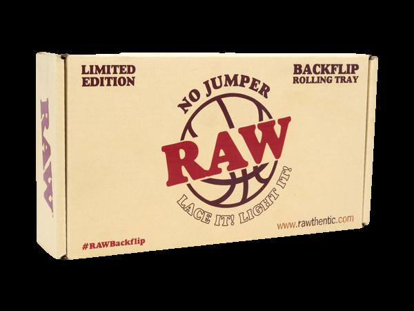 Raw x No Jumper Backflip Rolling Tray