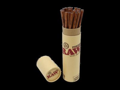 Raw Wood Poker Small