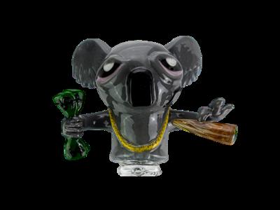 Daniels Glass Art Koala Puffco Attachment
