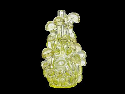 Daniels Glass Art Large Shroom Rig UV