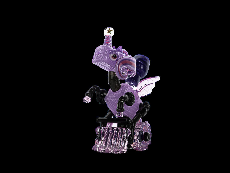 Amy Likes Fire x Pakoh Robot Unicorn