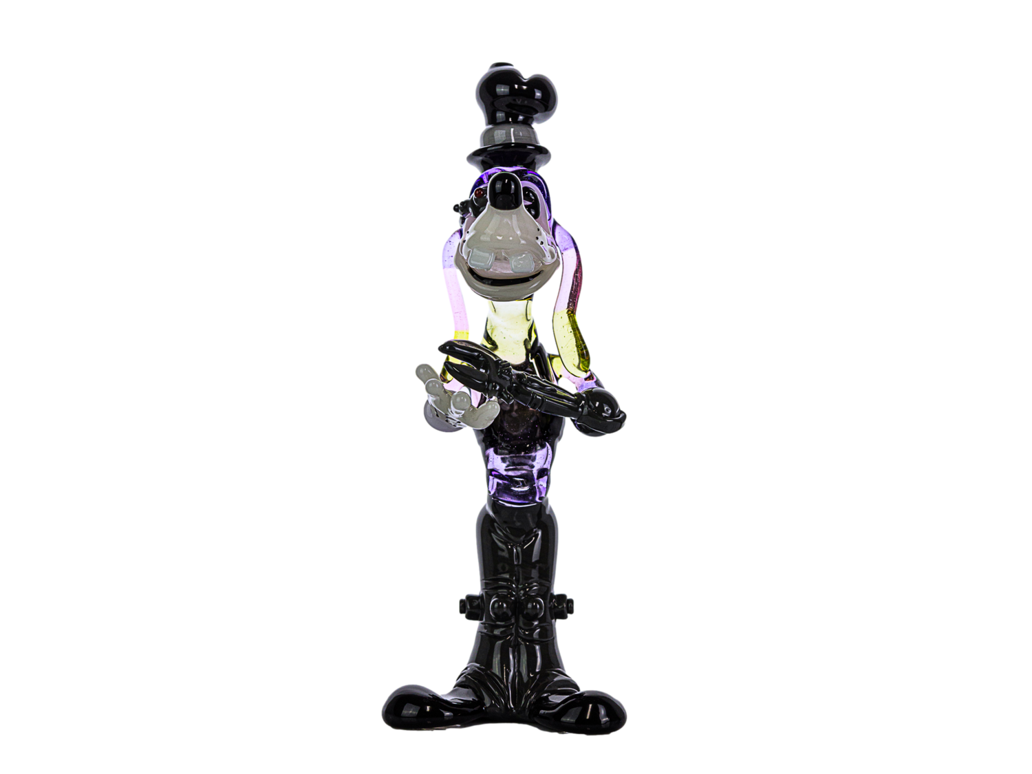 Ghost Glass CFL Characters Goofy