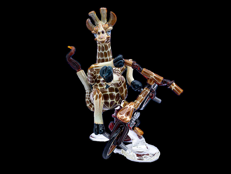 Matt Robertson x Jag x Hoobs Bicycle Giraffe