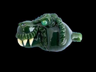 Tony Kazy Bubble Cap- Exp. White/Green