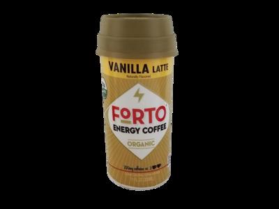 Forto Energy Coffee Stash Cup