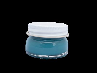 Empty1 Glass Solid Color Baller Jar 4g