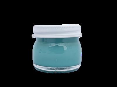 Empty1 Glass Solid Color Baller Jar 0.5oz
