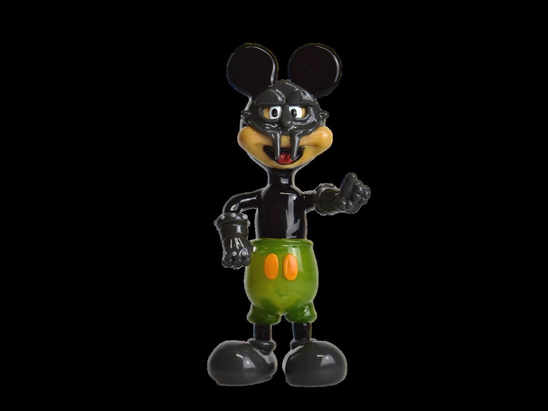 Master Geppetto Mickey Doom Rig