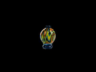 Daniels Glass Art Wig Wag Reversal Cap