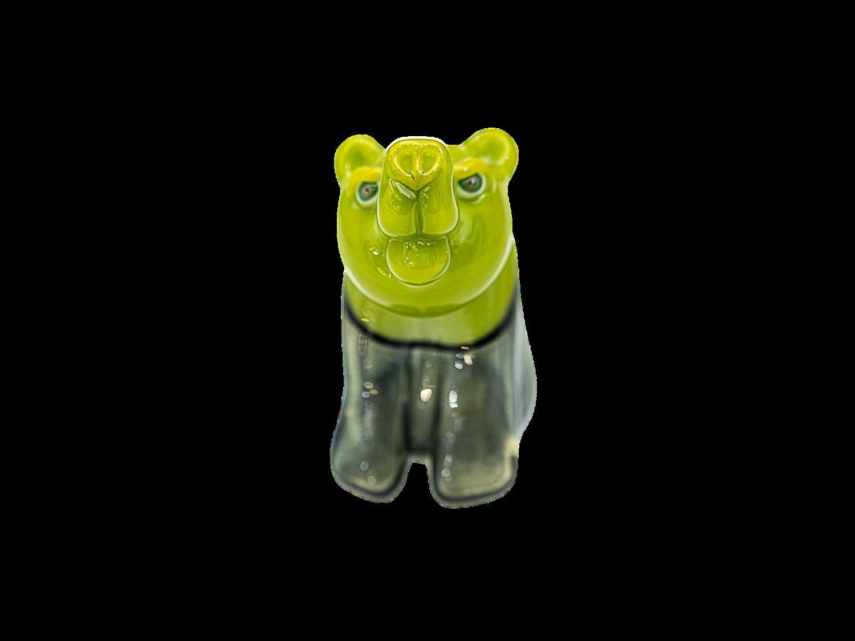 Coyle Green Sitting Bear