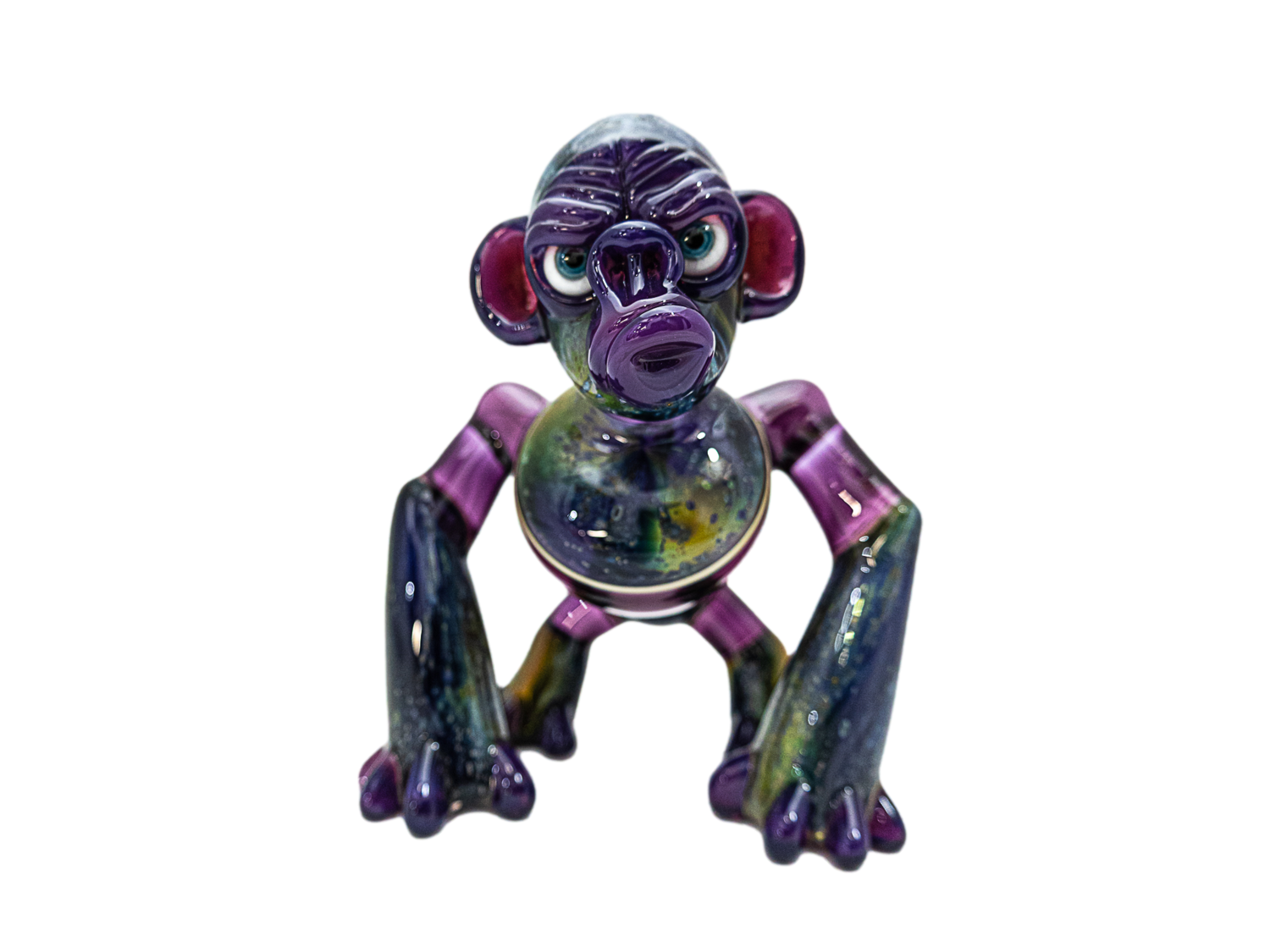 Coyle x N8 Miers Space Monkey
