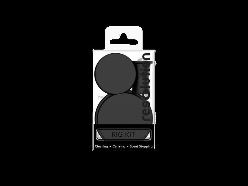 Resolution Rig/Cap Kit Small