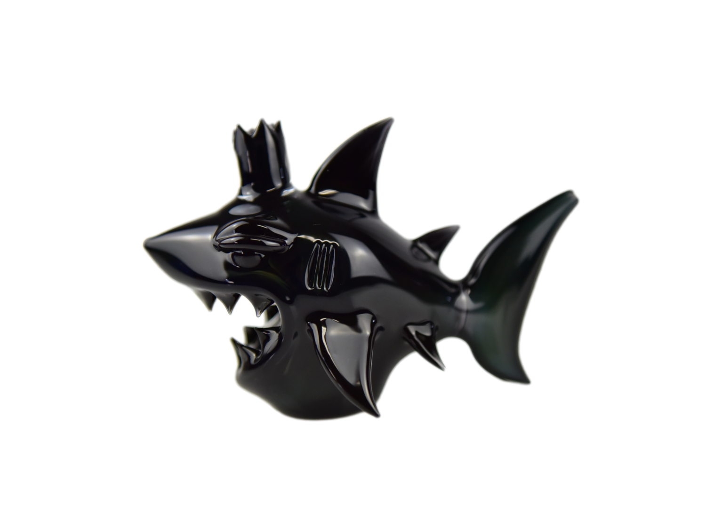 Niko Cray Jet Black Shark
