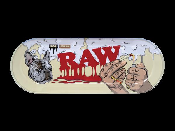 Raw x Boo Johnson Skate Deck Tray