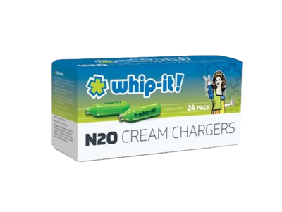 Whip-It! Whipped Cream Charger 24-Pack