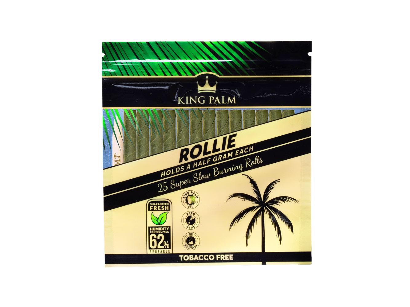 King Palm 25 Rollies