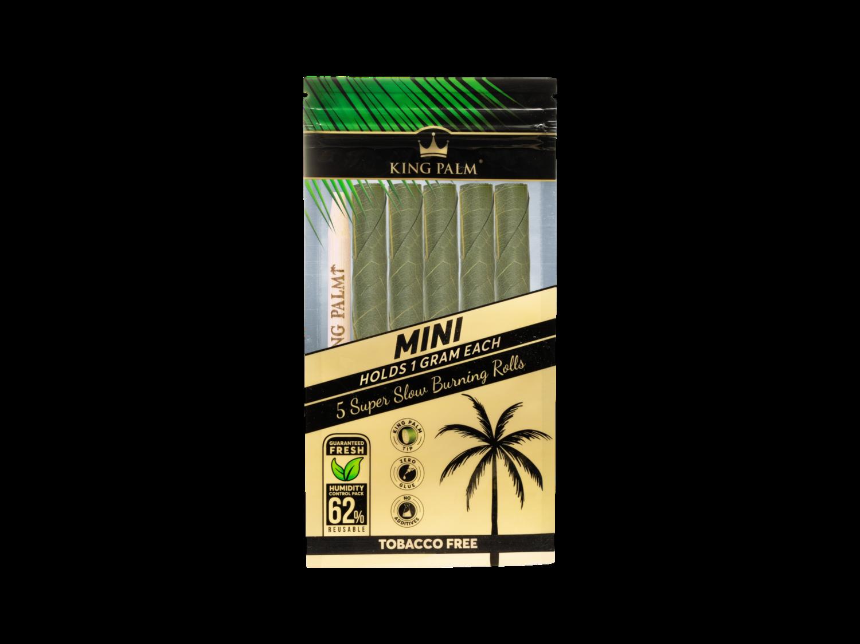 King Palm 5 Mini Rolls