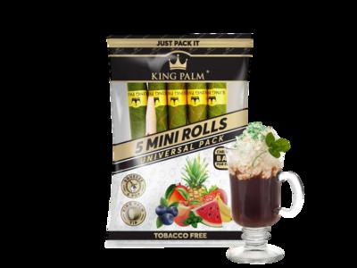 King Palm Irish Cream 5 Minis