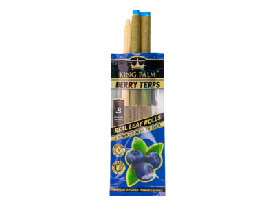 King Palm Berry Terp Two Minis