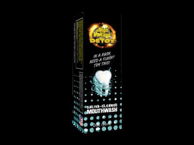 High Voltage Saliva Cleanse Detox Mouthwash