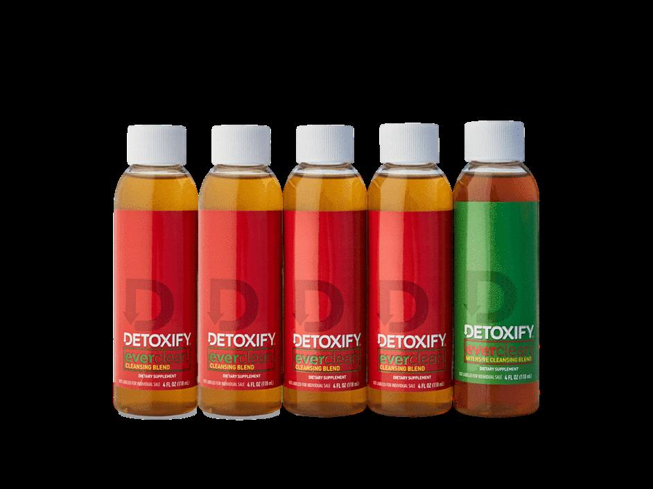Detoxify Kit Ever Clean 5-Day Cleanse Program