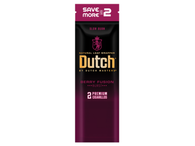 Dutch 2-Pack All-Natural Leaf