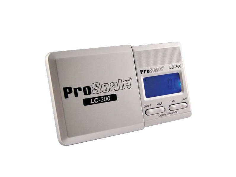 Pro Scale LC 300g x 0.1g