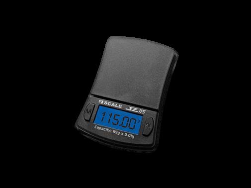 JZ 115g x 0.01 Scale