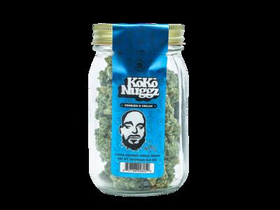 Koko Nuggz Jars