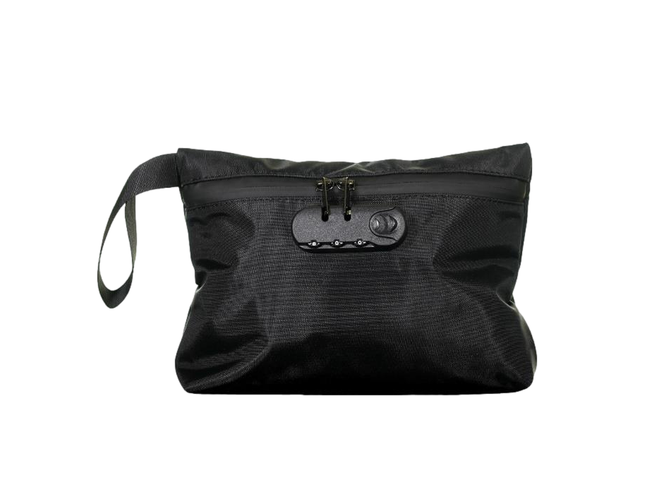 Smell Proof Bag w/ Lock 10