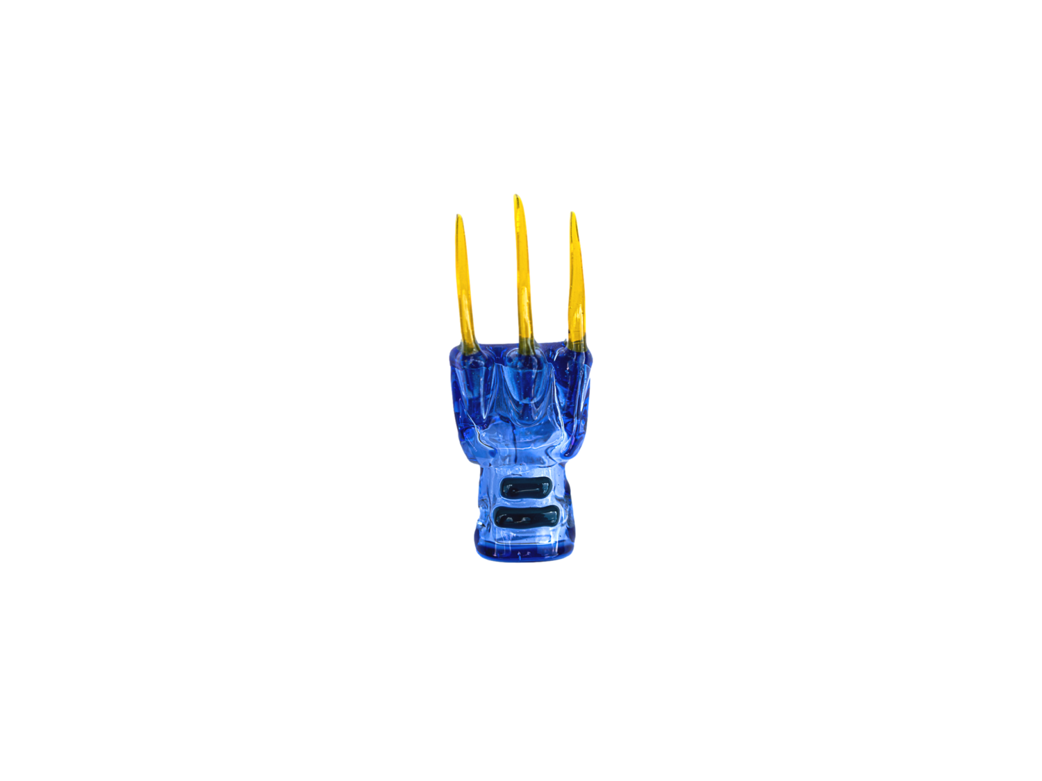 Hoobs Wolverine Claws Blue/Yellow