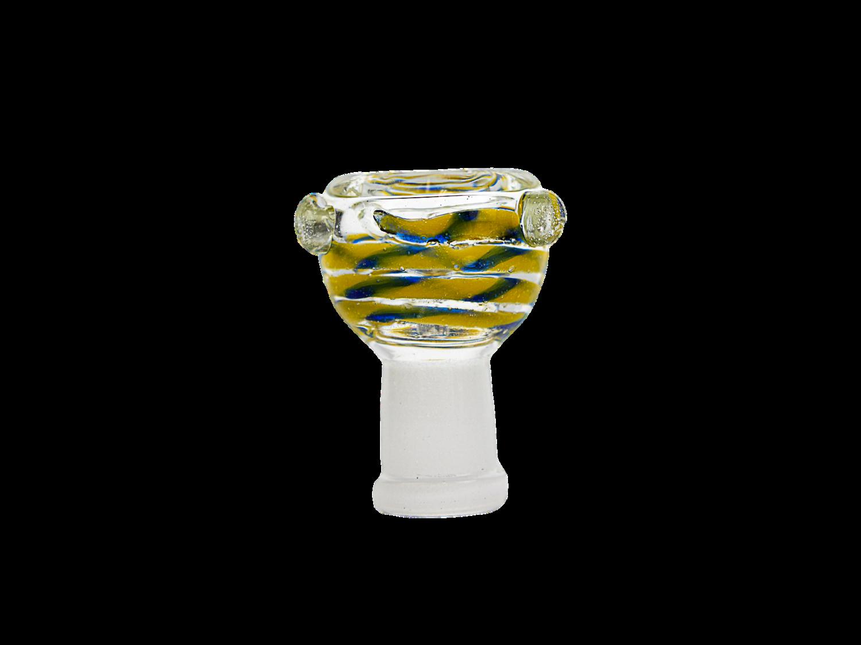 Color Swirl Female Bowl 14mm