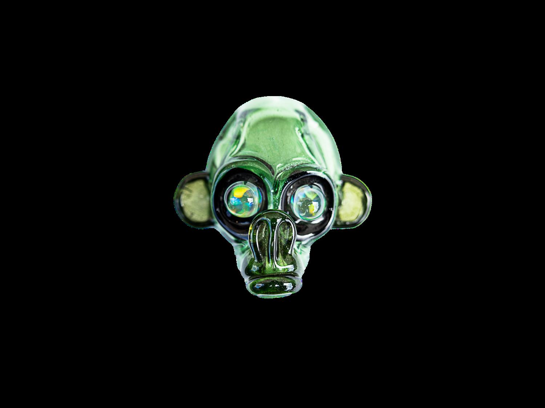 AKM x Coyle Monkey Skull Pendant