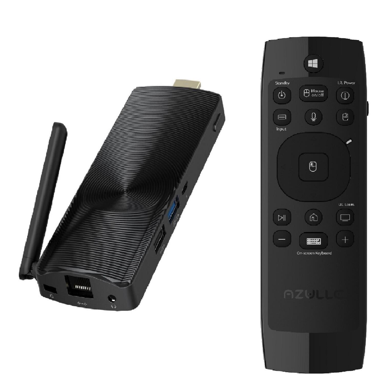 Mini PC Stick Access Plus Win10 Pro 2GB/64GB + control multifuncional Lynk