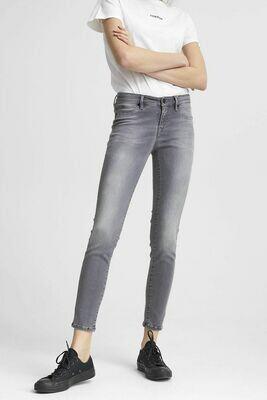 Denham Free Move Spray Grijs Jeans